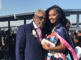 A Teen Didn't Have a Date for Prom so Her Grandfather Volunteered