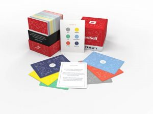 Intimacy deck - Card games - Valentine's Day Gift Ideas
