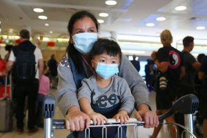 Prevention from coronavirus