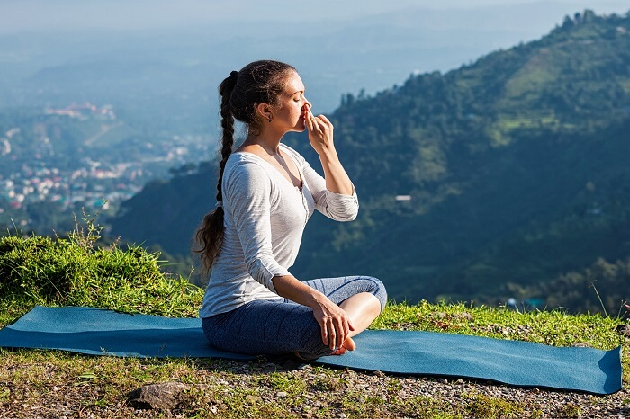 Breathing awareness - Observe your breathing