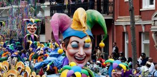 The History of Famous Mardi Gras Traditions
