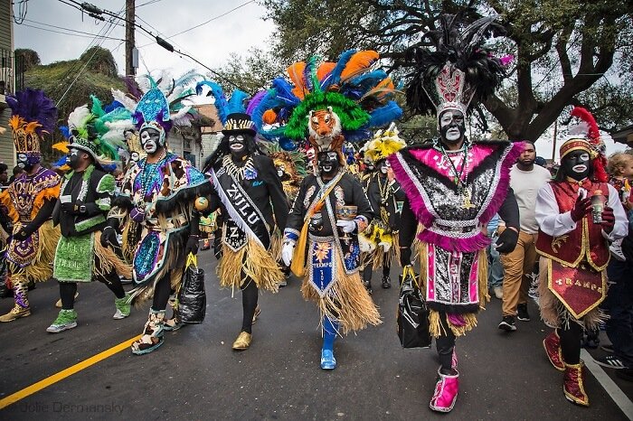 Krewes of the Mardi Gras Traditions