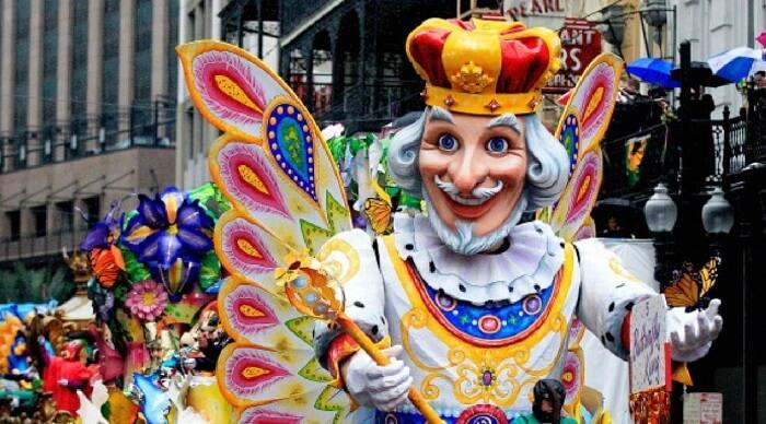 History of Mardi Gras Traditions