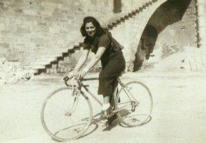 Andree Borrel - French heroine of World War II