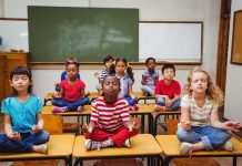 A Baltimore School Uses Meditation Rather Than Punishment