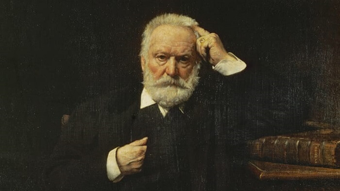 Victor Hugo - Geniuses Who Made History in the Quarantine