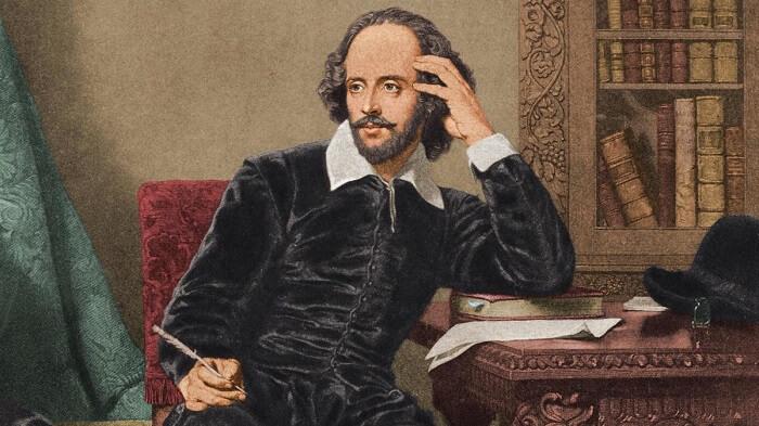 William Shakespeare - Geniuses Who Made History in the Quarantine