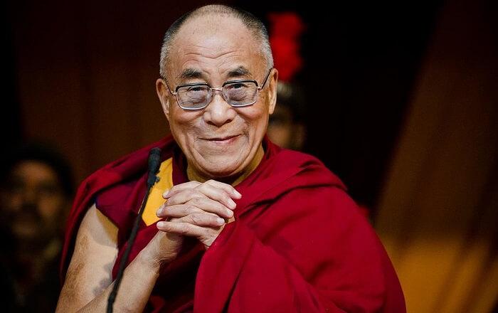 Is Dalai Lama CIA agent?