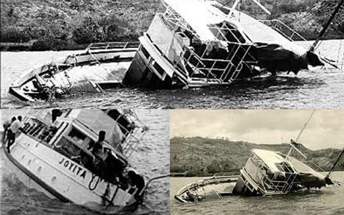 The MV Joyita - Top Mysterious Disappearances