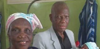 A 68-Year-Old Nigerian Woman Gave Birth to Twins