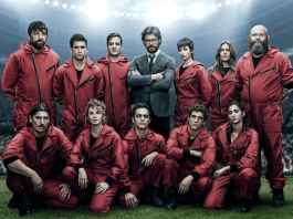 Interesting Facts About Money Heist Fans Don't Know