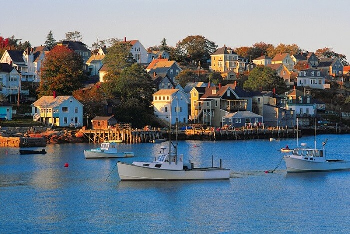 Stonington, Maine - Seaside Towns in the USA
