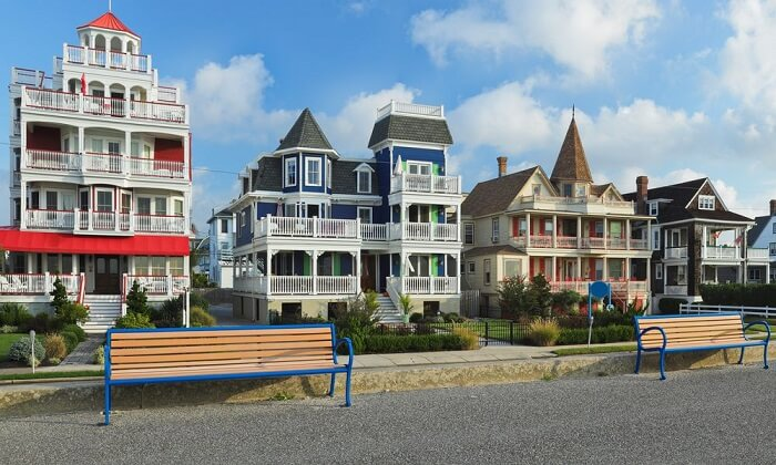 Cape May, New Jersey - Seaside Towns in the USA