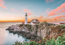 Top 10 Most Charming Seaside Towns in the USA