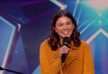 A British-Pakistani Girl Wows Judges at BGT