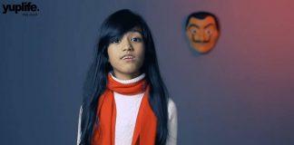 An 8-Year-Old Pakistani Girl Sings Bella Ciao