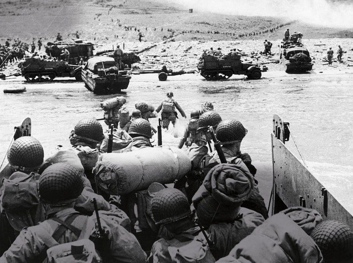 What does the D in D-Day stand for? - Famous History Questions