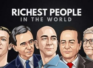 Top 10 Richest People on the Earth: Top Billionaires