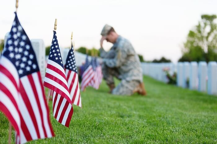 When is Memorial Day?