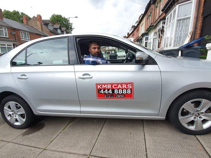 Abid Mustafa - British-Pakistani Taxi Driver