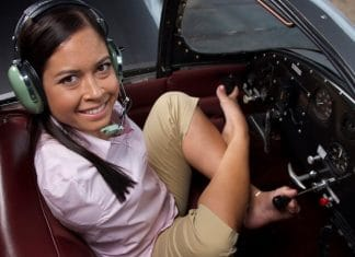 Flying with No Hands: A Woman without Hands Become First License Pilot