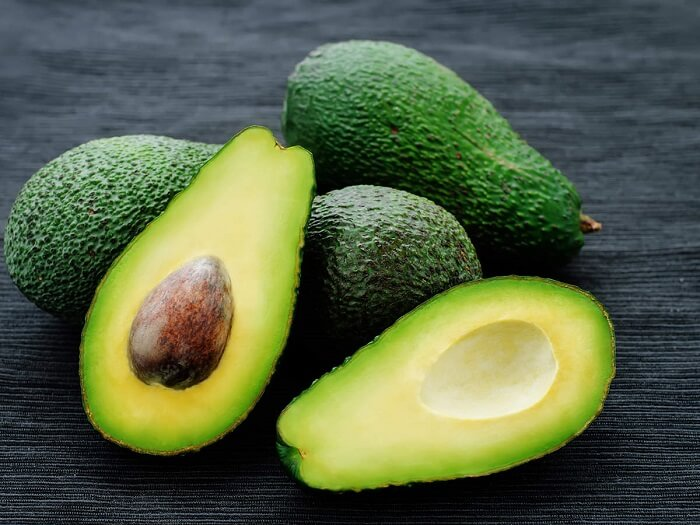 Avocados - Foods to Avoid Before Exercise