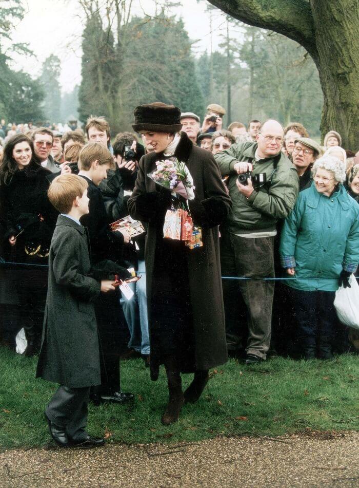 Royal Family Christmas celebrations