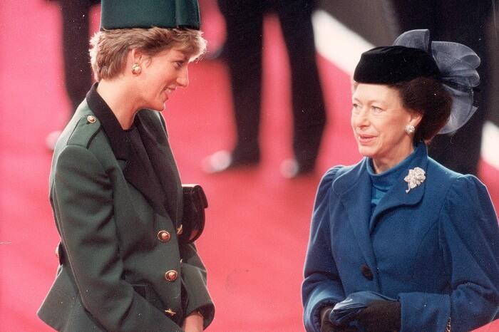 Lady Diana fashion sense