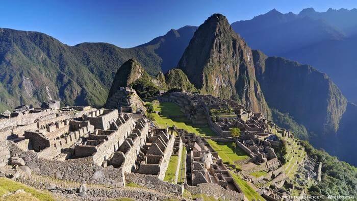 Machu Picchu, Peru - World's Greatest Lost Cities