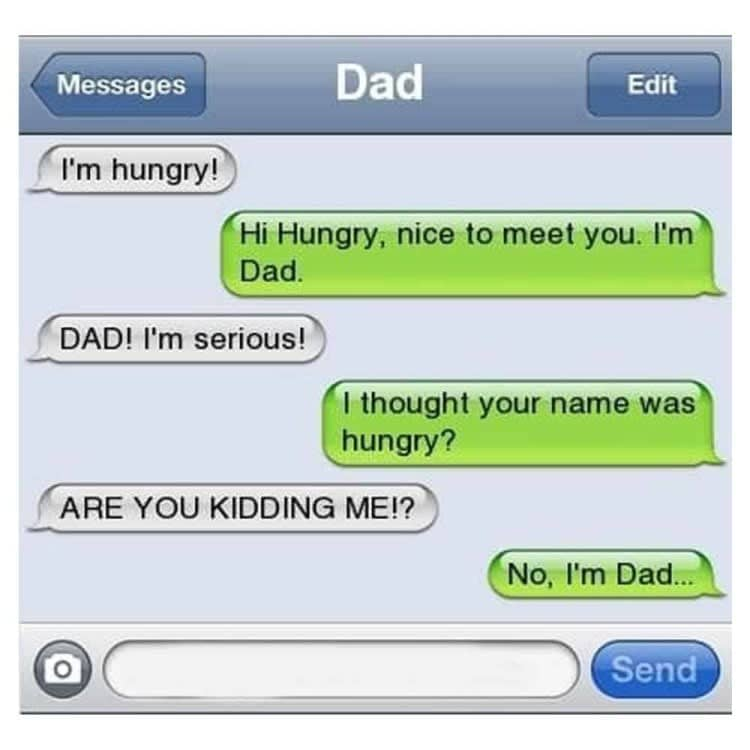 Hilarious dads of the year