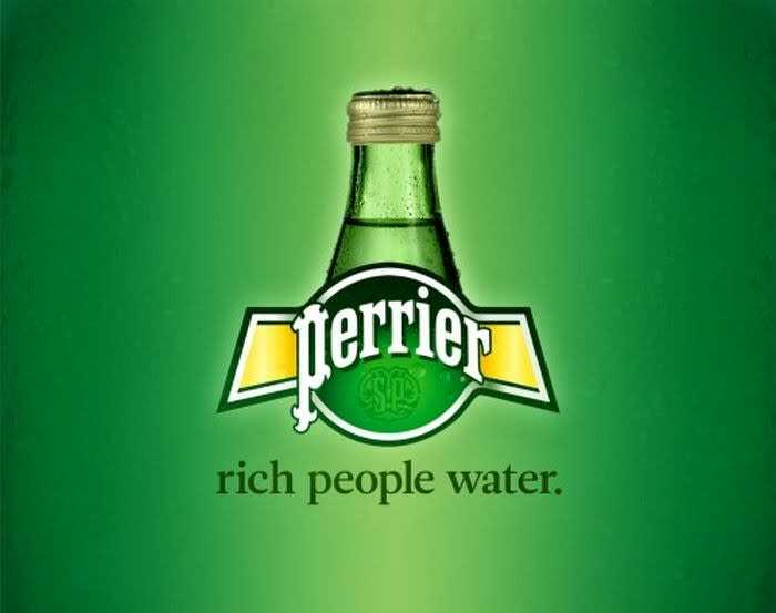 Perrier - Hilariously Honest Brand Slogans