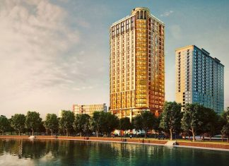 Vietnam Opens World's First Gold Plated Hotel