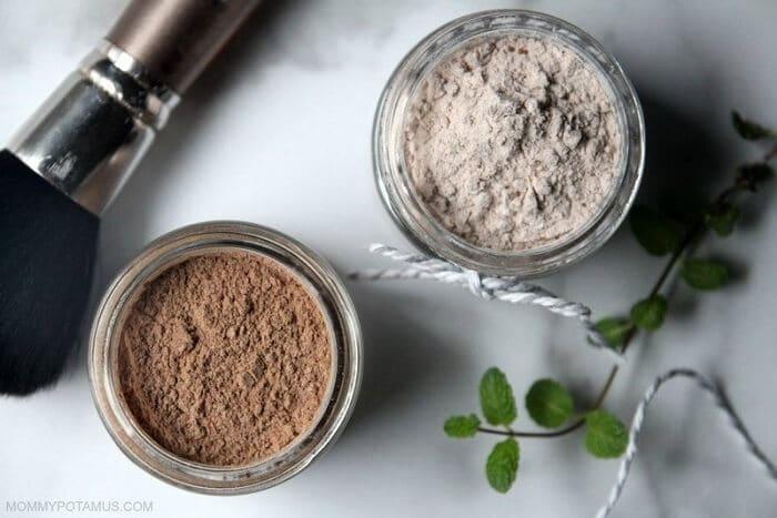 Dry Shampoo - DIY Beauty Products