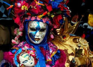 Some Amazing Cultural Masks around the World