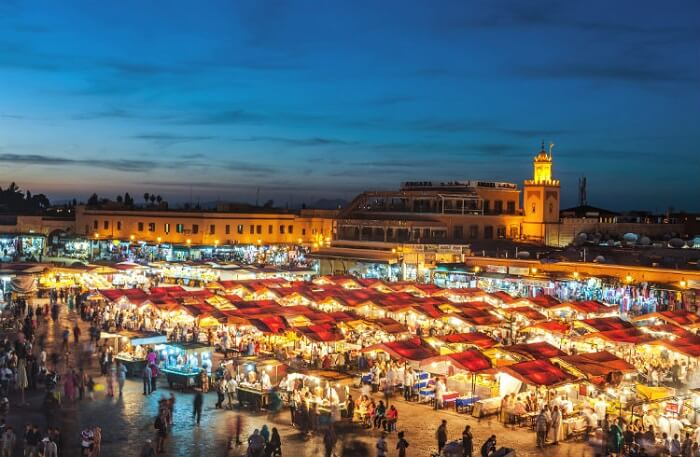 Fez, Morocco - Budget-Friendly Travel Destinations