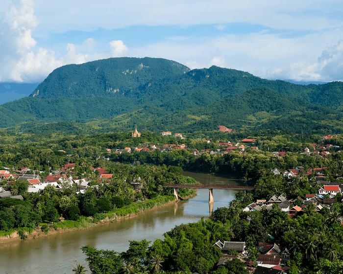 Luang Prabang, Laos - Budget-Friendly Travel Destinations