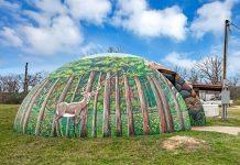 Visit This $2.25 Million Underground House in Texas