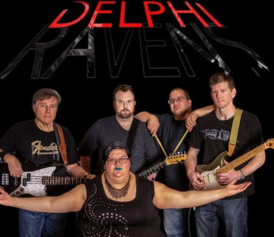 Alt Rock Fusion Band, Delphi Ravens, set for breakout
